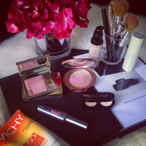Her daily must-haves