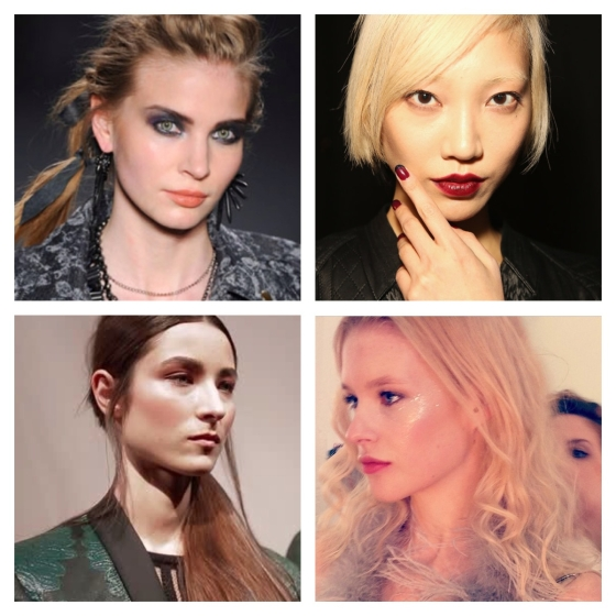 The Best Makeup from Fashion Week Fall 2014